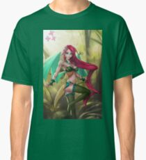 Pin-up MLP Fluttershy Classic T-Shirt