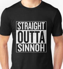 Straight Outta Sinnoh T-Shirt