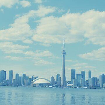 Skyline de Toronto de mlleruta