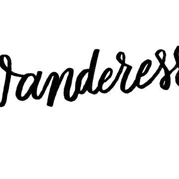 Wanderess by olxKAIT