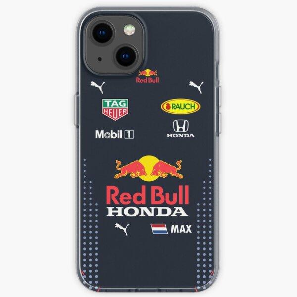 La combinaison de course max verstappen Coque souple iPhone