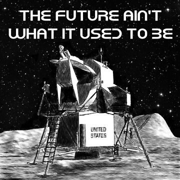 Apollo: The Future Ain't What It Used To Be by TelestaiPix