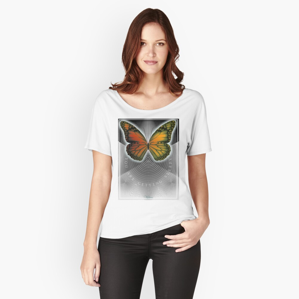 You Are Getting Sleepy - We All Are! Women's Relaxed Fit T-Shirt Front