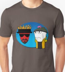 Aqua Teen Breaking Bad T-Shirt