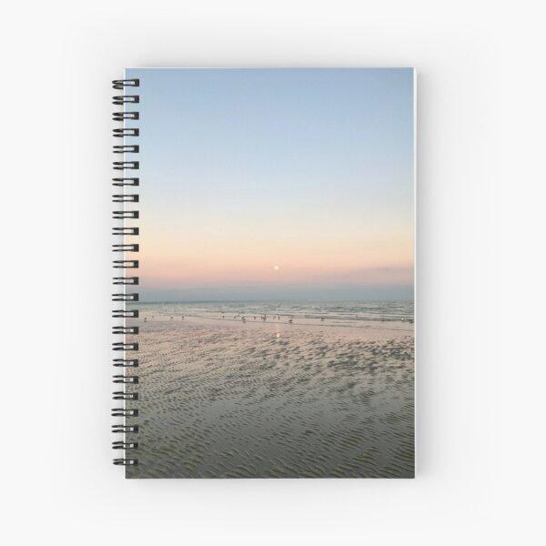 Desert Moon Spiral Notebook