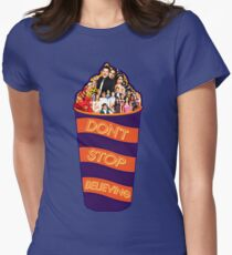 Slushie Cup || Glee Womens Fitted T-Shirt