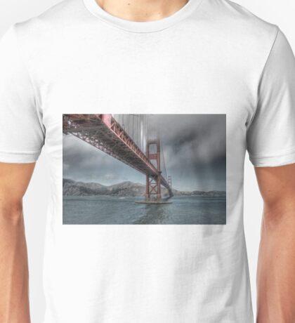 Golden Gate Bridge (Landscape) T-Shirt