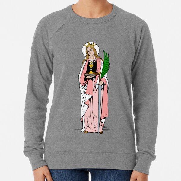 ST. BARBARA Lightweight Sweatshirt