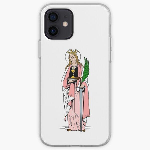 ST. BARBARA iPhone Soft Case