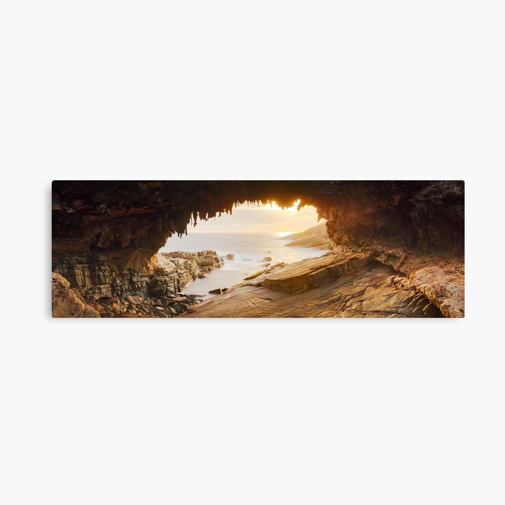 Admirals Arch, Kangaroo Island, South Australia Canvas Print