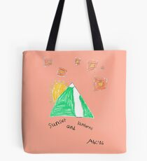 Sunset and Lanterns - ABC '16 Tote Bag