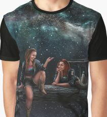 Treehouse Wayhaught Graphic T-Shirt