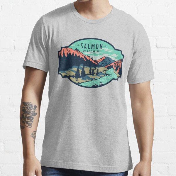 Salmon River Essential T-Shirt