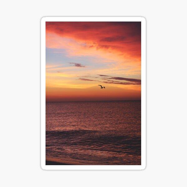Beach Sunrises ii Sticker