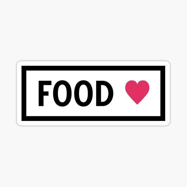 Food Sticker
