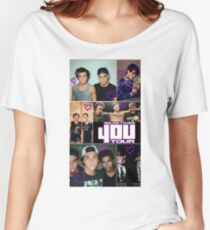 Dolan twins 4OU collage Women's Relaxed Fit T-Shirt