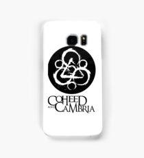 Coheed Cambria Band Samsung Galaxy Case/Skin