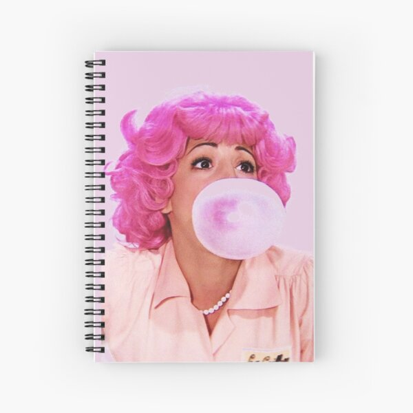 Beauty School Dropout Frenchy Spiral Notebook