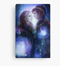 Sherlolly - The Chemicals Between Us Canvas Print
