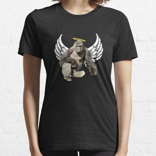 Harambe Meme Design Essential T-Shirt