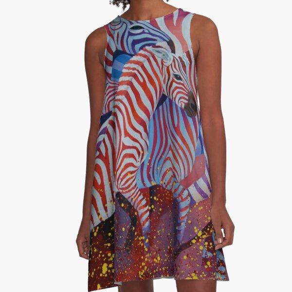 Joyful creations. A-Line Dress