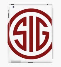 Sig Sauer Firearms iPad Case/Skin