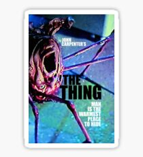 THE THING 9 Sticker