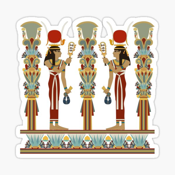 Hathor - Mistress of the Offering Sticker