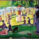 Sunday Afternoon On The Island Of La Grande Jatte by MerryPerry