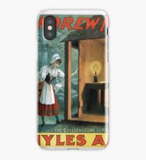 Performing Arts Posters The singing comedian Andrew Mack in the greatest of Irish plays Myles Aroon 1802 iPhone Case/Skin