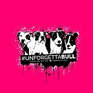 UnforgettaBULL (Pink Collection!) by Forget-Me-Not, Inc. Animal Rescue