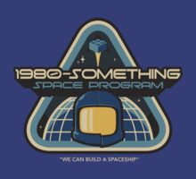 1980-Something Space Program | Unisex T-Shirt