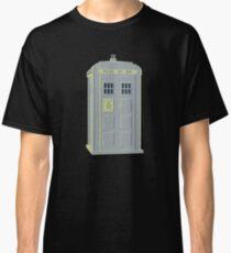 MY MASTERS TARDIS 1 Classic T-Shirt