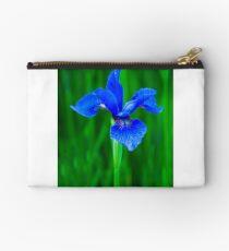 Blue Flower Studio Pouch