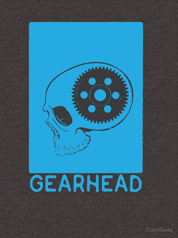 GEARHEAD-Blue by TrackSwag