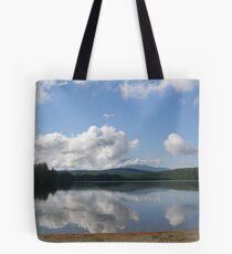 Jump in the Lake Tote Bag
