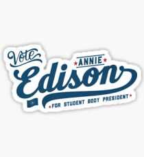 Vote Edison Sticker