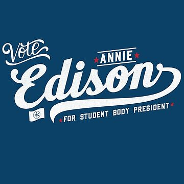 Vote Edison by johnbjwilson