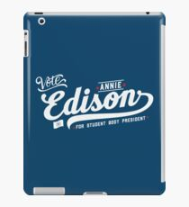 Vote Edison iPad Case/Skin