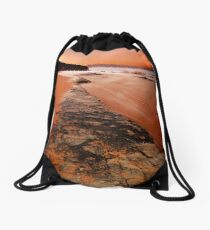 Turimetta Beach Drawstring Bag
