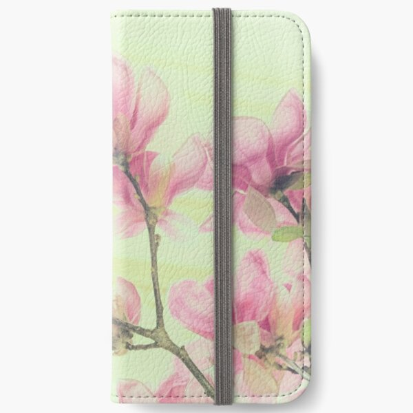 Magnolias iPhone Wallet