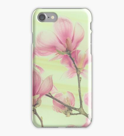 Magnolias iPhone Case/Skin