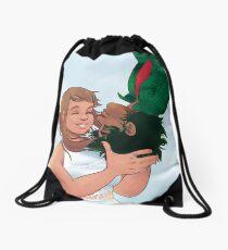 fuwa fuwa Drawstring Bag