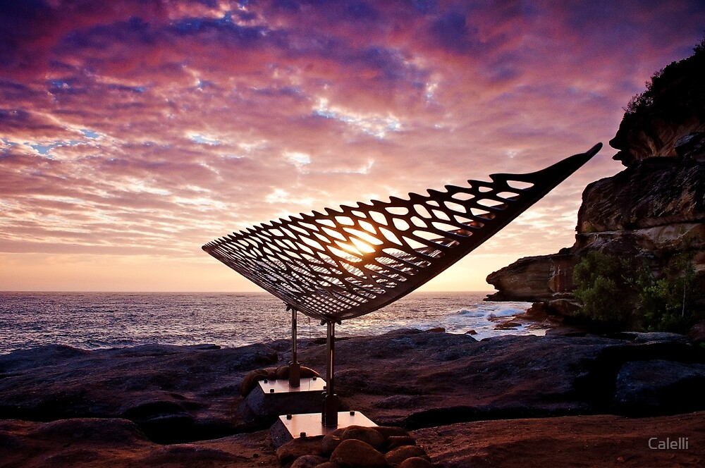 Bondi Sculptures By The Sea by Calelli