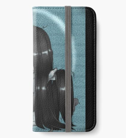 The Ring Samara iPhone Wallet