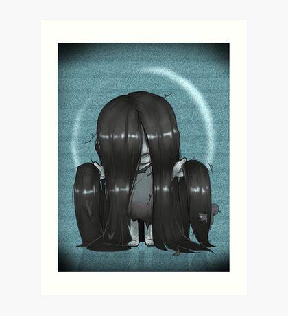The Ring Samara Art Print