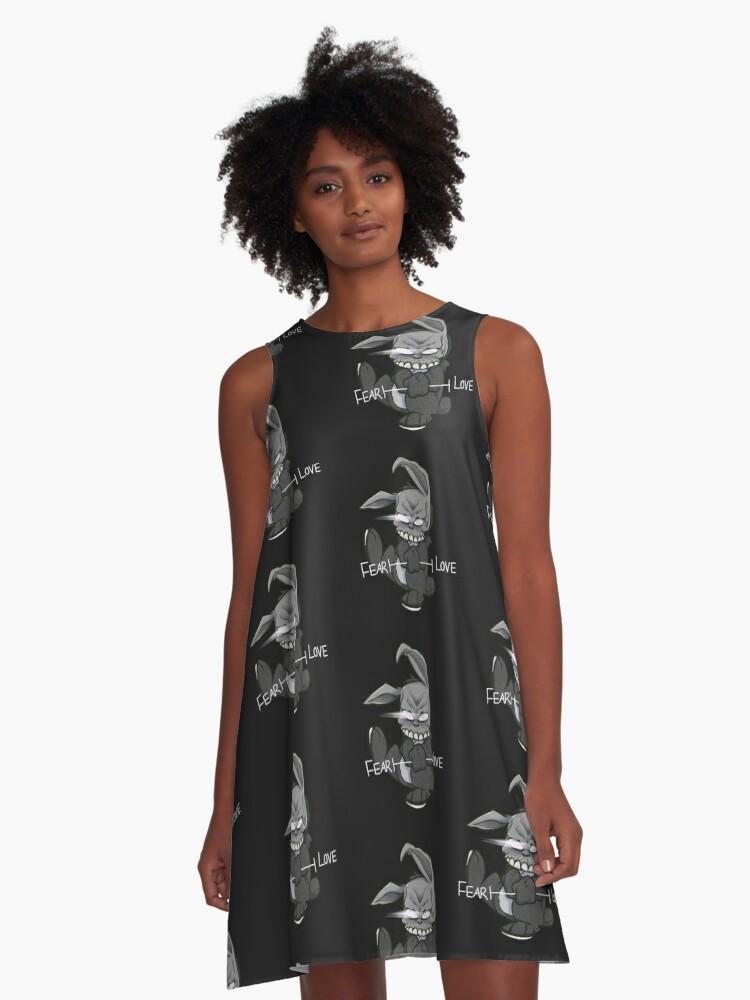 Frank A-Line Dress Front