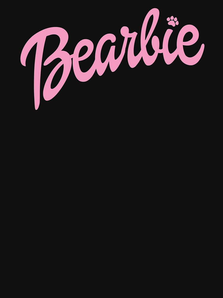 Bearbie (Pink) | Unisex T-Shirt