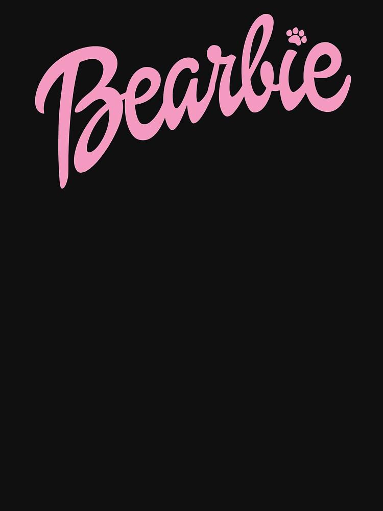 Bearbie (Pink) von IfYouSeekAlex