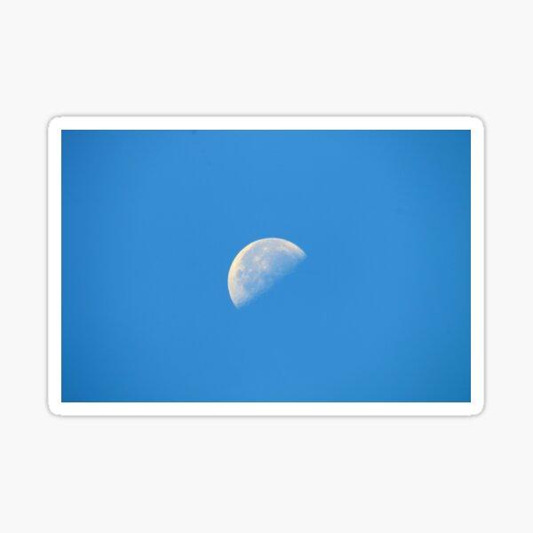 Day Moon Sticker